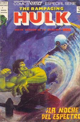 The Rampaging Hulk #7