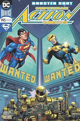 Action Comics Vol. 1 (1938-2011; 2016-) (Comic Book) #995