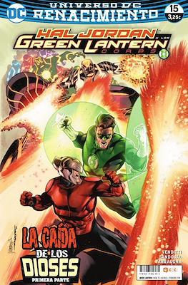 Green Lantern. Nuevo Universo DC / Hal Jordan y los Green Lantern Corps. Renacimiento (Grapa) #70/15