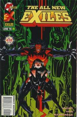 The All New Exiles #9