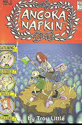 Angora Napkin (Hardback) #1
