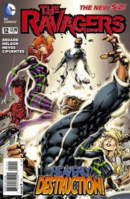The Ravagers (Grapa) #12