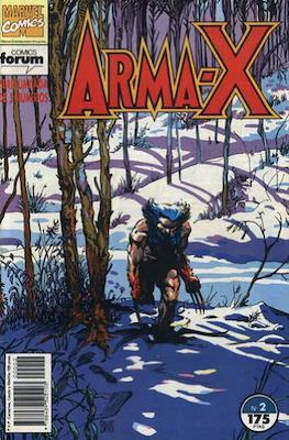 Arma-X vol. 1 (1992) (Grapa) #2
