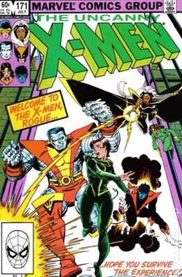 The Uncanny X-Men (1963-2011) (Comic-Book) #171