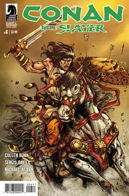 Conan The Slayer (Comic-book) #6
