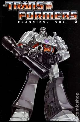 Transformers Classic (Softcover, 348-276 pp) #2
