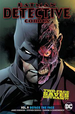 Batman: Detective Comics (2016) (Softcover) #9