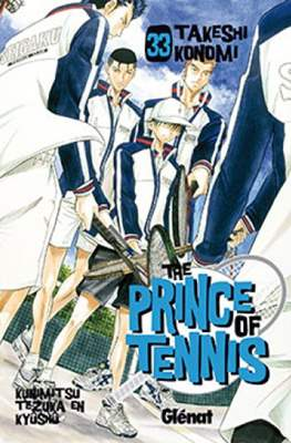 The Prince of Tennis (Rústica con sobrecubierta) #33