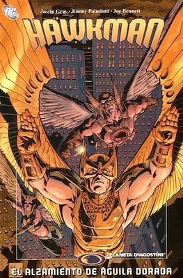 Hawkman (Rústica 96-208 pp) #4