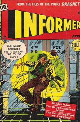The Informer / After Dark