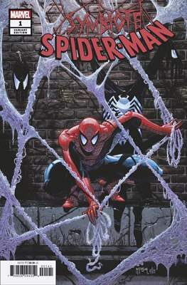 Symbiote Spider-Man (2019 - Variant Covers) (Comic Book) #1.6