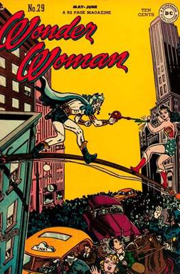 Wonder Woman Vol.1 (1942-1986; 2020-) (Comic Book) #29