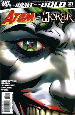 The Brave and the Bold (2007-2010) (Comic Book) #31