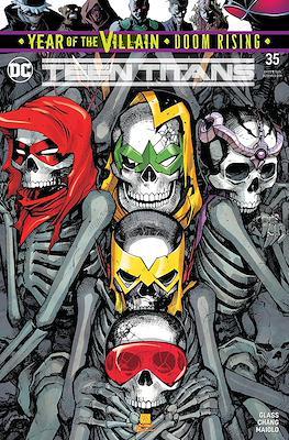 Teen Titans Vol. 6 (2016-) (Comic Book) #35
