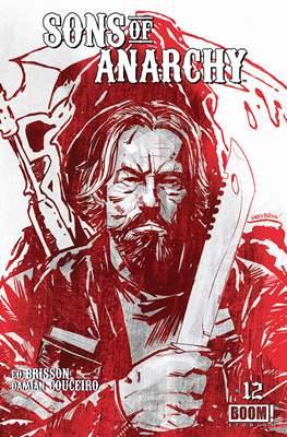 Sons of the Anarchy (Grapa) #12
