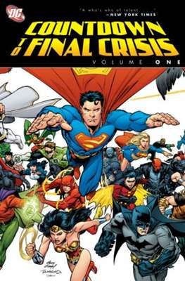 Countdown to Final Crisis (Softcover) #1