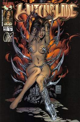 Witchblade (Comic Book) #41