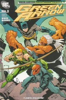 Green Arrow (2007-2008) (Grapa, 48 páginas) #6