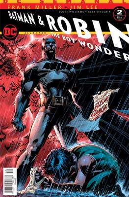 Batman & Robin, The Boy Wonder (Grapa) #2