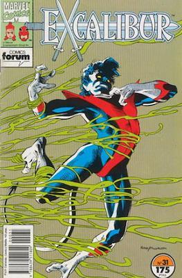 Excalibur Vol. 1 (1989-1995) (Grapa) #31
