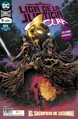 Liga de la Justicia Oscura (2019-2021) #9