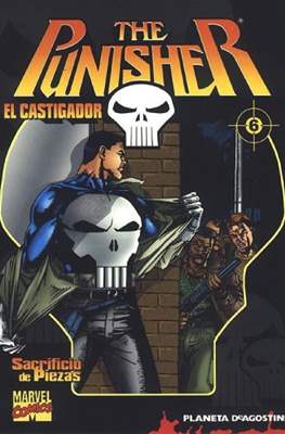 Coleccionable The Punisher. El Castigador (2004) (Rústica 80 páginas) #6