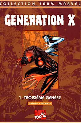 100% Marvel: Génération X