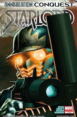 Annihilation: Conquest - Starlord (Digital). 2011 #3