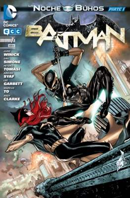 Batman: Nuevo Universo DC / Renacimiento #7