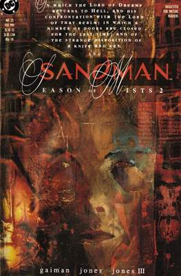 The Sandman (1989-1996) (Comic Book) #23