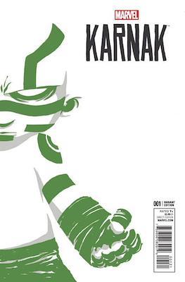 Karnak (Variant Cover)