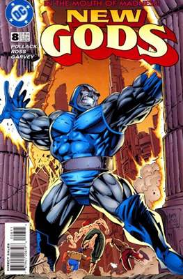 New Gods Vol. 4 #8