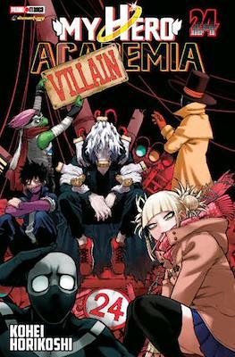 My Hero Academia (Rústica) #24