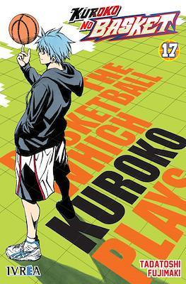 Kuroko no Basket (Rústica con sobrecubierta) #17