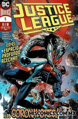 Justice League: New Justice (2019-) (Grapa) #5