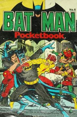 Batman Pocketbook (Rústica) #6