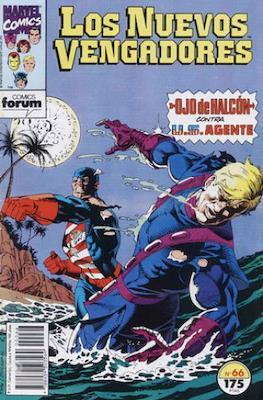 Los Nuevos Vengadores Vol. 1 (1987-1994) (Grapa 32 pp) #66