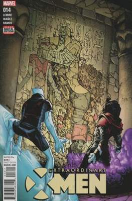 Extraordinary X-Men (Comic-book) #14