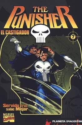 Coleccionable The Punisher. El Castigador (2004) (Rústica 80 páginas) #7