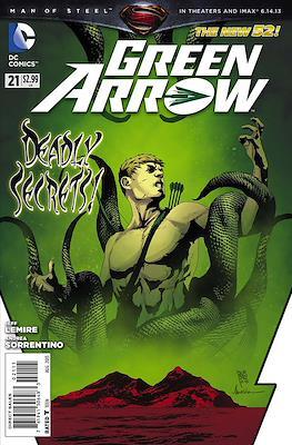 Green Arrow vol. 5 (2011-2016) (Comic-Book) #21