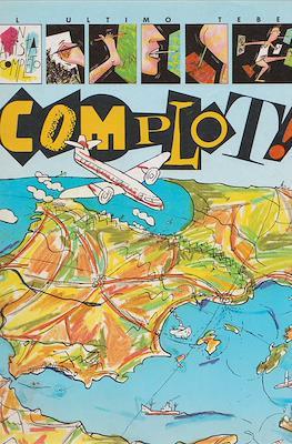 Complot (Grapa 84 pp) #0