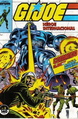 Comando G.I.Joe (Grapa. 19x27. 32 páginas. Color.) #3