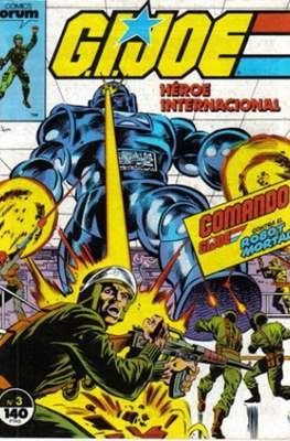 Comando G.I.Joe (Grapa 32 pp) #3