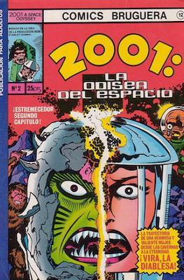2001: La odisea del espacio (Grapa) #2
