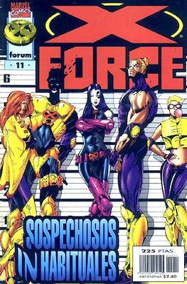 X-Force Vol. 2 (1996-2000) (Grapa 24 pp) #11