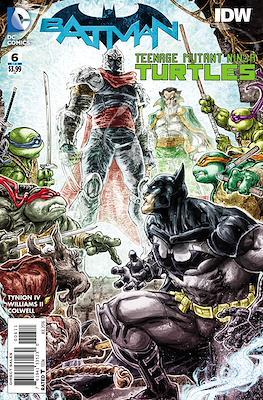 Batman / Teenage Mutant Ninja Turtles (Comic book) #6
