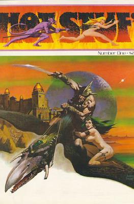 Hot Stuf' (Comic Book 56 pp) #1