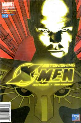 Astonishing X-Men (Grapas) #10