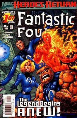 Fantastic Four Vol. 3 (Comic Book) #1