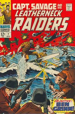 Capt. Savage and his Leatherneck Raiders #7